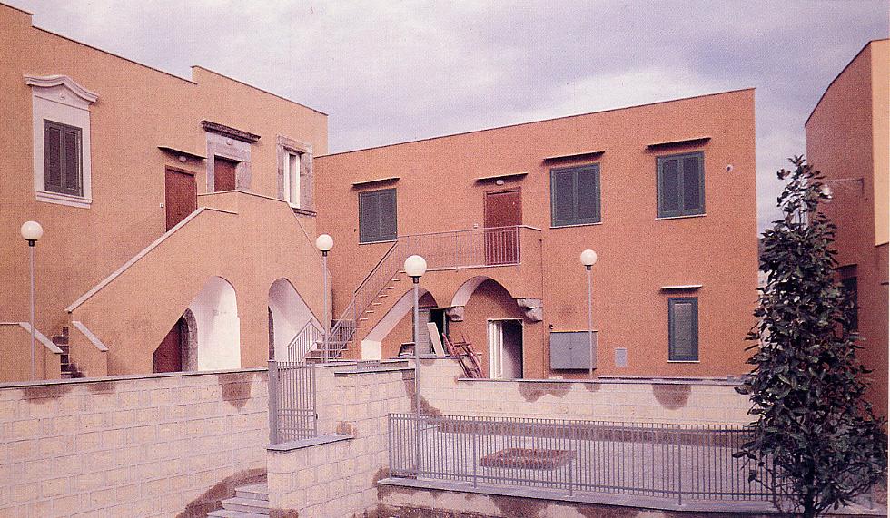 Edilizia residenziale Soccavo