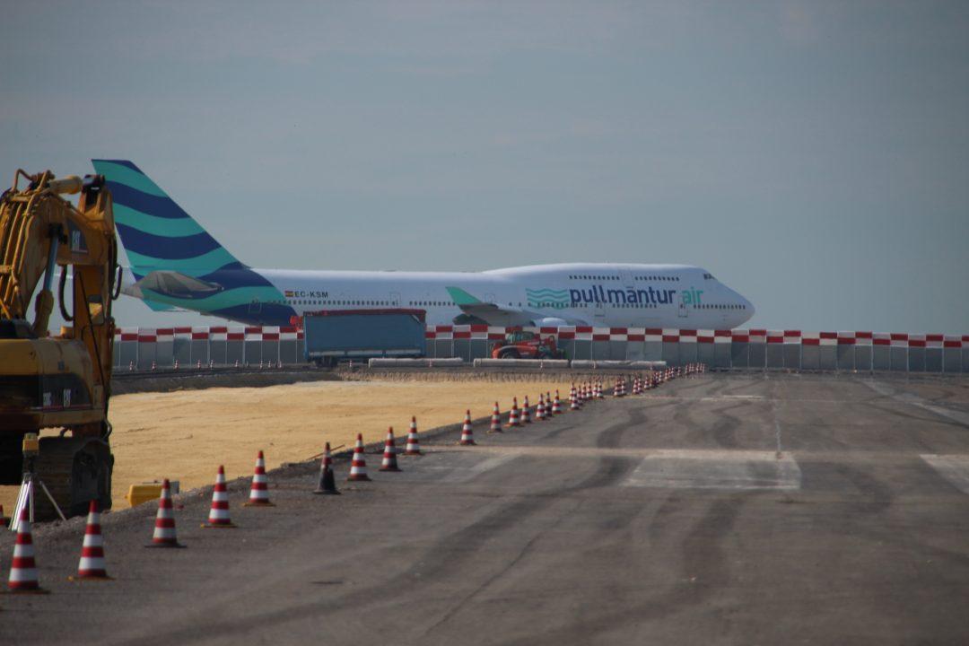 Riqualificazione della Pista 2 dell'Aeroporto di Fiumicino