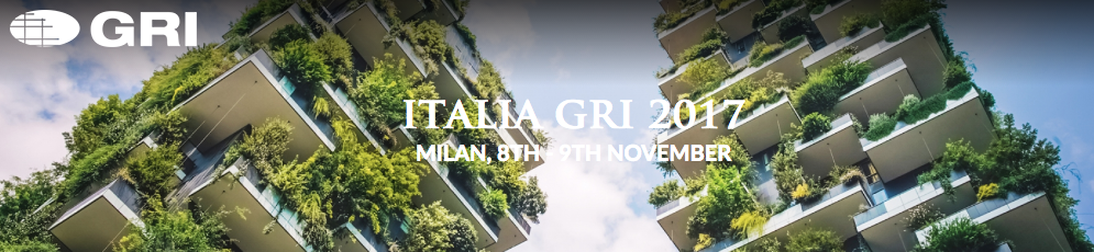 Saremo presenti al Global Real Estate Investors GRI Italia