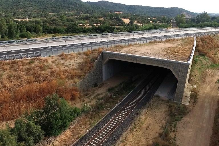 """S.S. 199 """"Sassari-Olbia"""""""