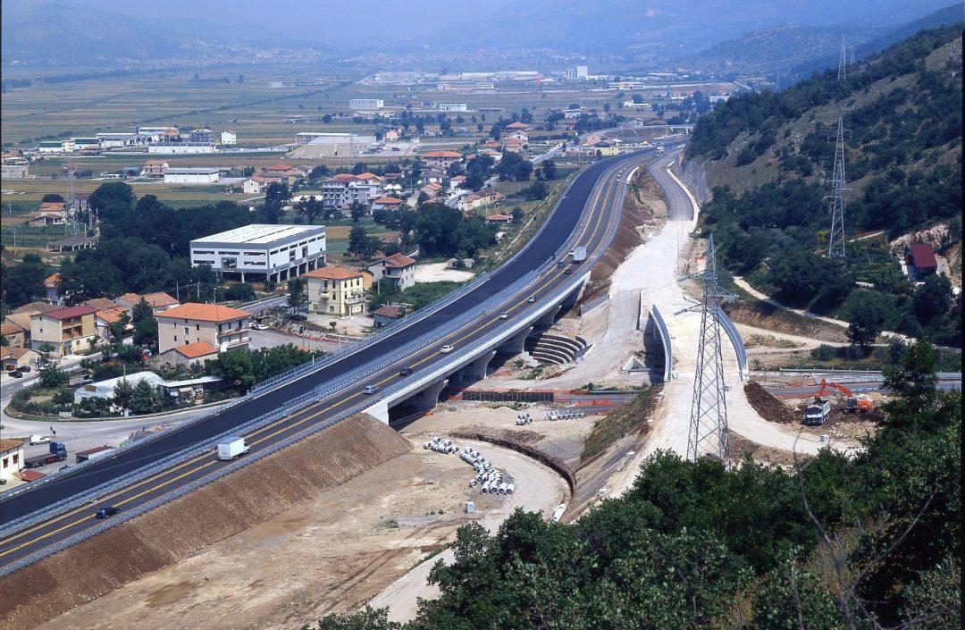 Autostrada SA/RC – Campagna