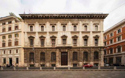 Lavori di riqualificazione di un edificio in Piazza del Parlamento